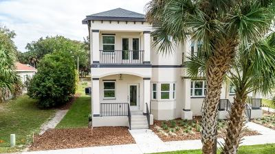 Oldsmar Townhouse For Sale: 415 Park Boulevard