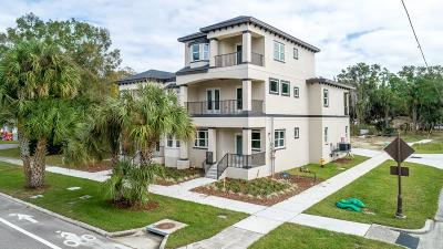 Oldsmar Townhouse For Sale: 417 Park Boulevard