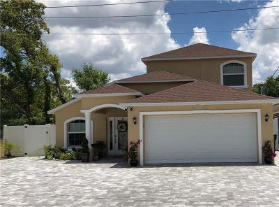 Tampa Single Family Home For Sale: 3414 W Saint Louis Street
