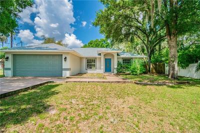 Tampa Single Family Home For Sale: 615 S 63rd Street