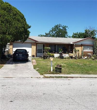 Port Richey Single Family Home For Sale: 10811 Queens Road