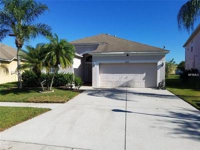 Brandon Single Family Home For Sale: 1620 Cresson Ridge Lane
