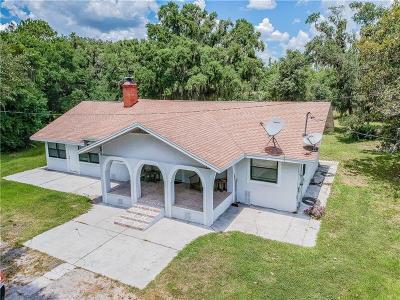 Wimauma Single Family Home For Sale: 14620 Dupree Road