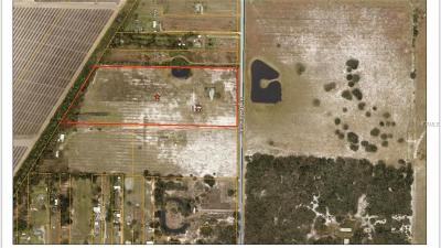 Riverview Residential Lots & Land For Sale: 14605 Balm Boyette Road