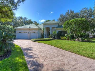 Tampa Single Family Home For Sale: 5001 Belmont Road