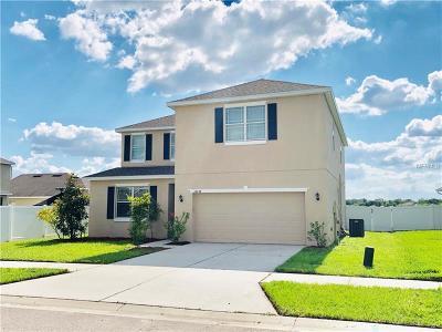 Wimauma Single Family Home For Sale: 14238 Alistar Manor Drive