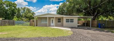 South Tampa Sub Single Family Home For Sale: 3644 S 78th Street