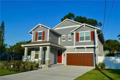 Tampa Rental For Rent: 802 N Albany Avenue
