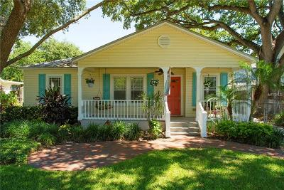 Tampa Single Family Home For Sale: 4207 W San Luis Street