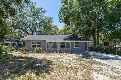 Tampa Single Family Home For Sale: 1823 E Hanna Avenue