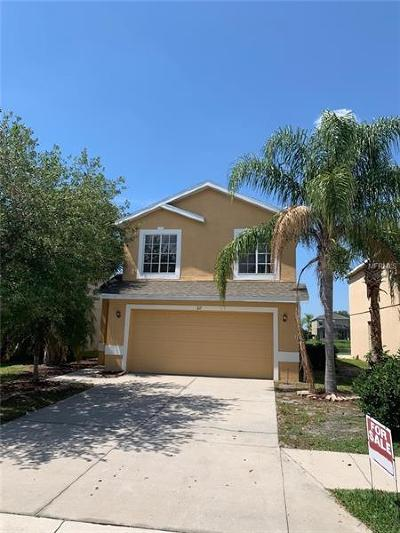 Bradenton Single Family Home For Sale: 317 Beacon Harbour Loop