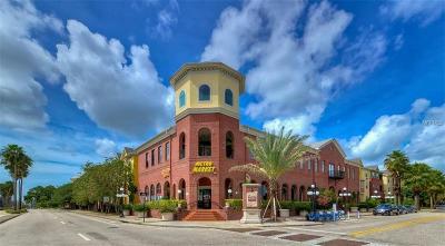 Tampa, St Petersburg Condo For Sale: 1810 E Palm Avenue #2302