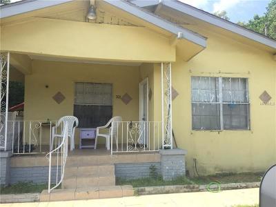 Single Family Home For Sale: 703 E Broad Street