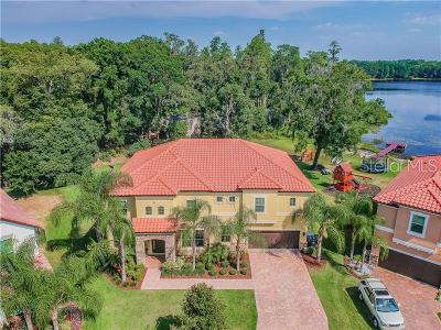 Tampa Single Family Home For Sale: 1801 Bella Casa Court