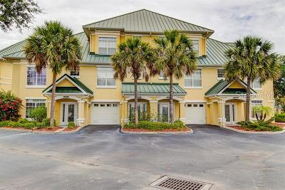 Apollo Beach Townhouse For Sale: 6319 Sunset Bay Circle