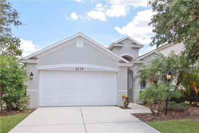 Lakewood Ranch Single Family Home For Sale: 6239 Blue Runner Court