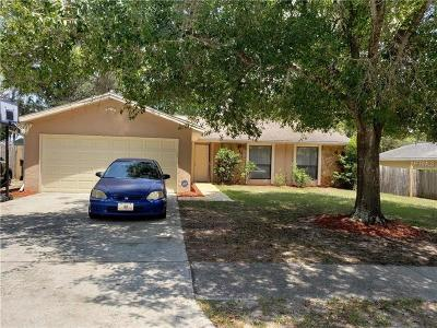 Brandon Single Family Home For Sale: 1311 Oakcrest Drive