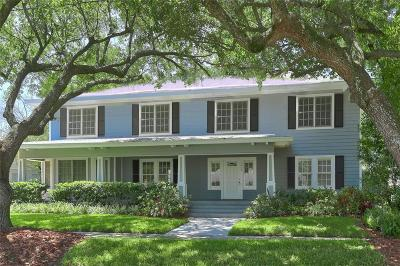 Tampa Single Family Home For Sale: 2824 W Morrison Avenue