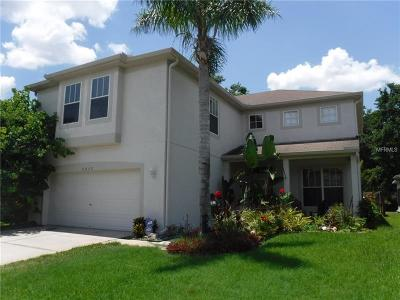 Wesley Chapel Single Family Home For Sale: 4635 Tealwood Trail