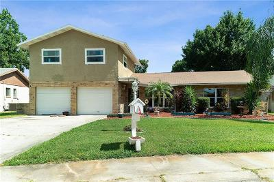 Oldsmar Single Family Home For Sale: 1808 Ironwood Court W