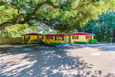 Hillsborough County Commercial For Sale: 1202 E Shell Point Road