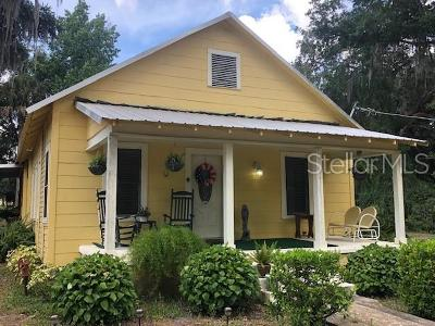 Lithia Single Family Home For Sale: 1105 Thompson Road