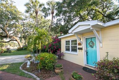 Single Family Home For Sale: 3213 S Manhattan Avenue