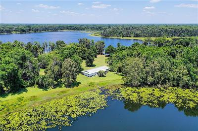 Lutz Residential Lots & Land For Sale: 235 Lakeside Drive