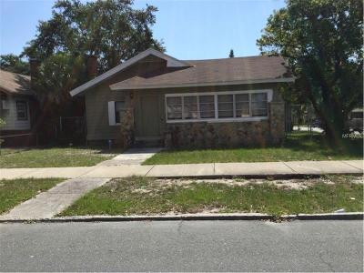 St Petersburg Single Family Home For Sale: 2038 17th Street S