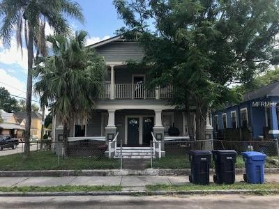 Tampa Multi Family Home For Sale: 923 E 20th Avenue