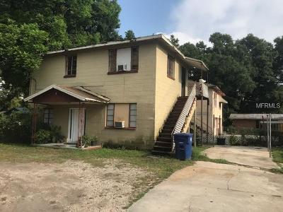 Tampa Multi Family Home For Sale: 3511 N 12th Street
