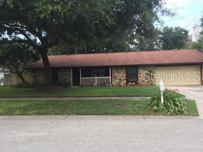 Bloomingdale Single Family Home For Sale: 3413 Blowing Oak Street