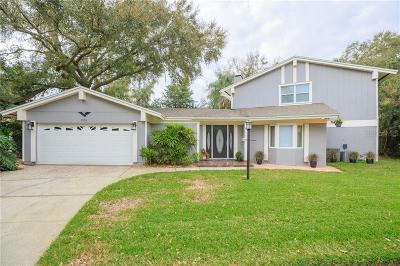 Tampa Single Family Home For Sale: 11706 Plumosa Road