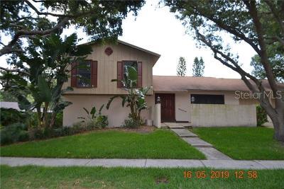 Single Family Home For Sale: 13513 Lake Magdalene Drive
