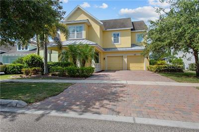 Apollo Beach Single Family Home For Sale: 530 Manns Harbor Drive
