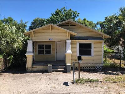 Tampa Single Family Home For Sale: 2619 E 29th Avenue