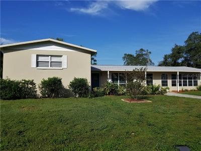 Single Family Home For Sale: 4609 S Cooper Place