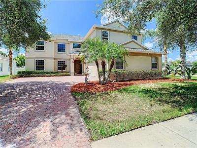 Land O Lakes Single Family Home For Sale: 20954 Lake Talia Boulevard