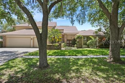 Palm Harbor Single Family Home For Auction: 3468 Shoreline Circle