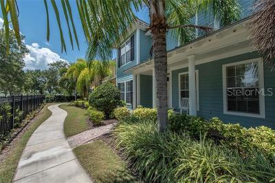 Apollo Beach Townhouse For Sale: 125 Aberdeen Pond Drive
