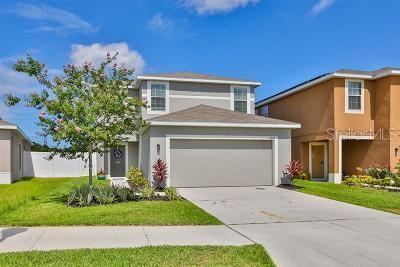Gibsonton Single Family Home For Sale: 11935 Grand Kempston Drive