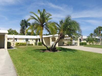 Sarasota Townhouse For Sale: 5879 Tidewood Avenue #4