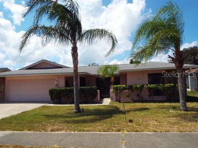 Port Richey Single Family Home For Sale: 7206 Box Elder Drive