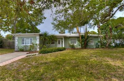 Bel Mar Shores Rev Single Family Home For Sale: 3623 S Gardenia Avenue