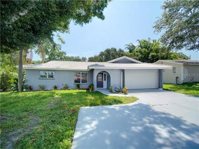 Clearwater, Clearwater Beach Single Family Home For Sale: 1927 N Highland Avenue