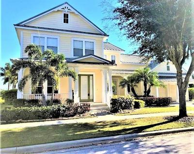 Apollo Beach Single Family Home For Sale: 609 Mirabay Boulevard