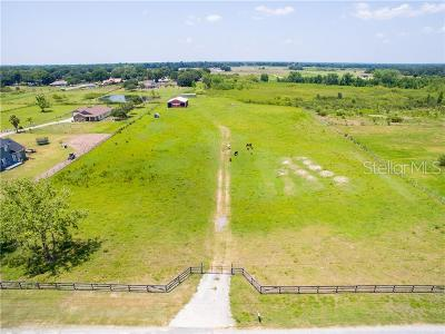 Plant City Residential Lots & Land For Sale: 3018 Mayday Drive