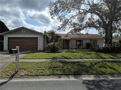 Hillsborough County Single Family Home For Sale: 3835 Rolling Circle