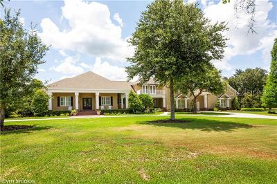Lithia Single Family Home For Sale: 11441 Hammock Oaks Ct