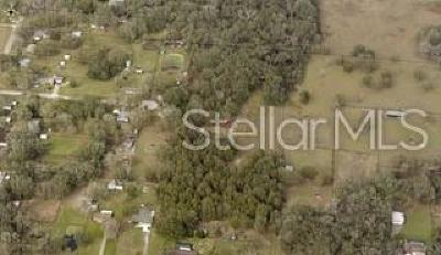 Plant City Residential Lots & Land For Sale: Miley Road